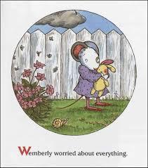 wemberley worried