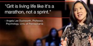 Angela Duckworth on Grit