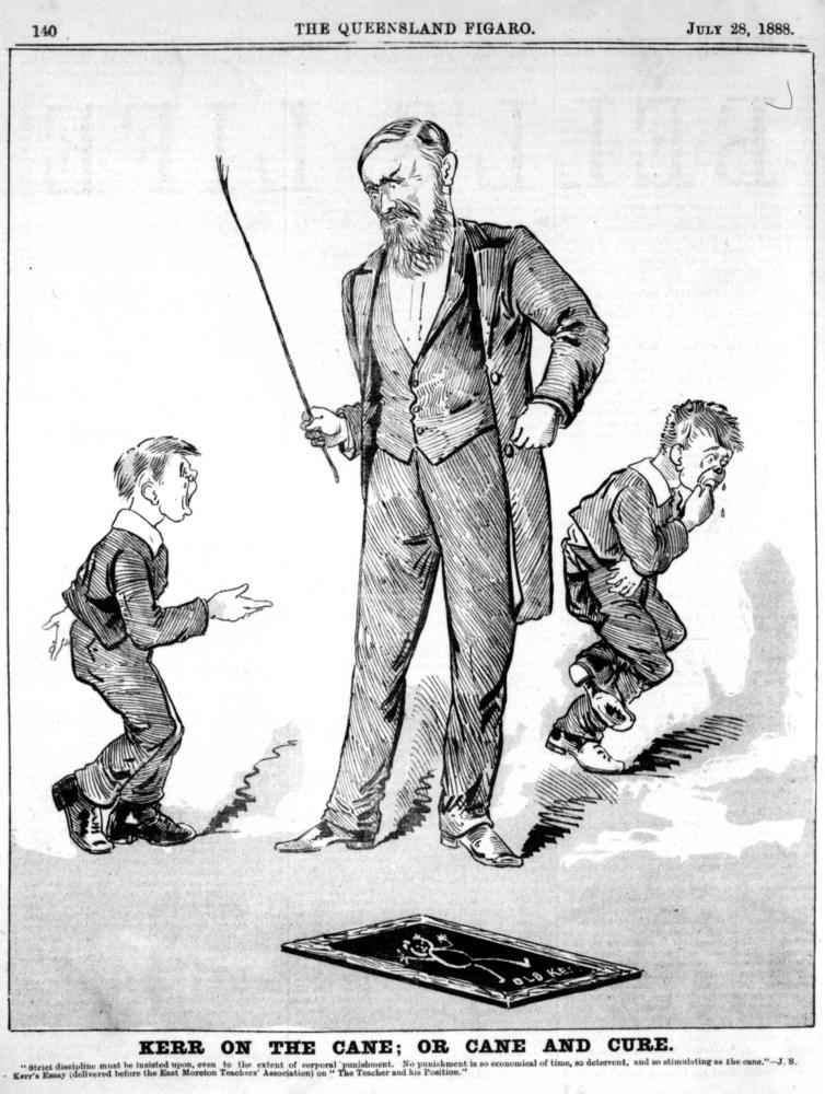 Corporal Punishment: An idea whose time has gone