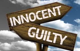 innocent guilty