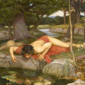 John William Waterhouse, Echo and Narcissus
