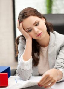 teacher-unhappy